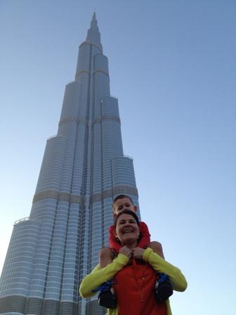 dubai de forenede arabiske emirater rejser